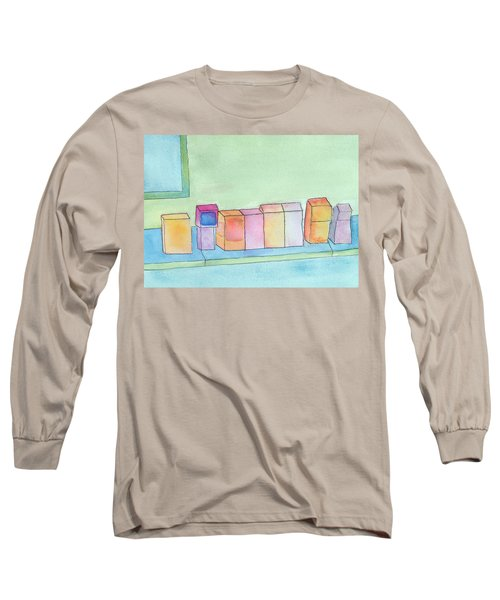 Care For A Newspaper? Long Sleeve T-Shirt