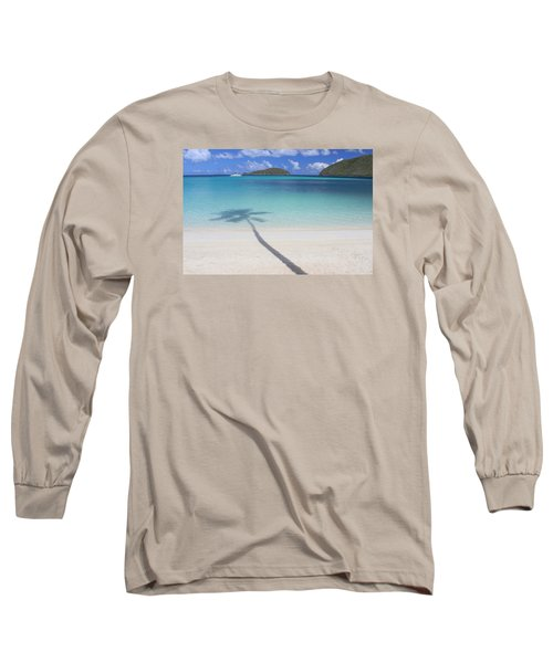 Caribbean Shadow Long Sleeve T-Shirt