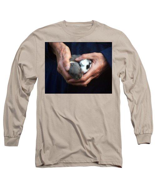 Caring Hands Long Sleeve T-Shirt