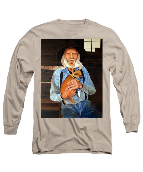 Caring Paws Long Sleeve T-Shirt