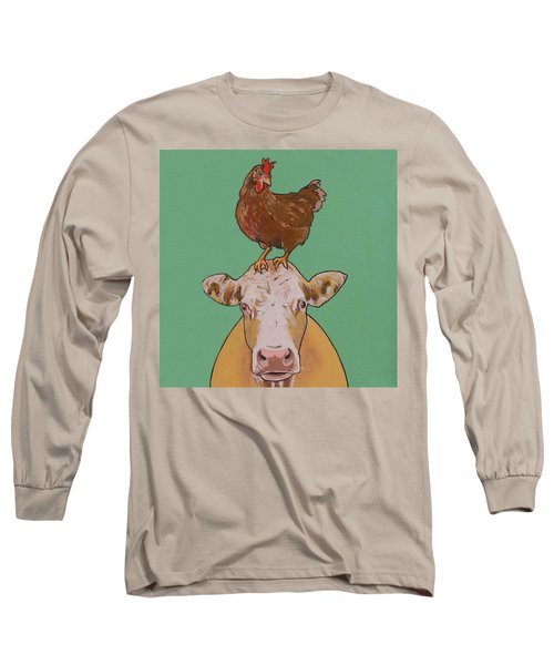 Carlyle The Cow Long Sleeve T-Shirt
