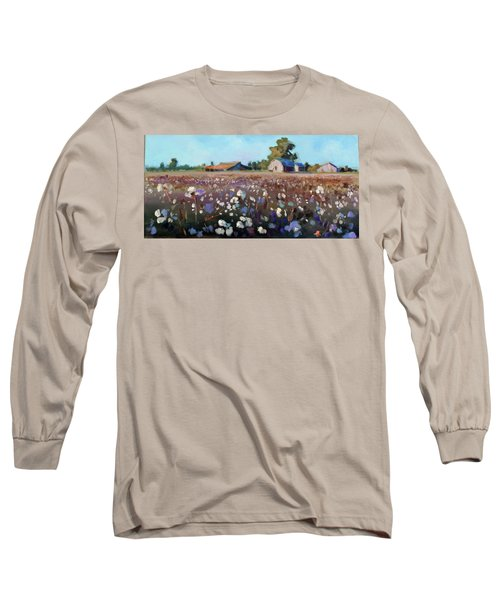 Carolina Cotton I Long Sleeve T-Shirt