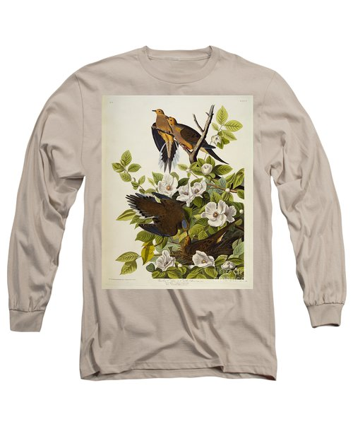 Carolina Turtledove Long Sleeve T-Shirt