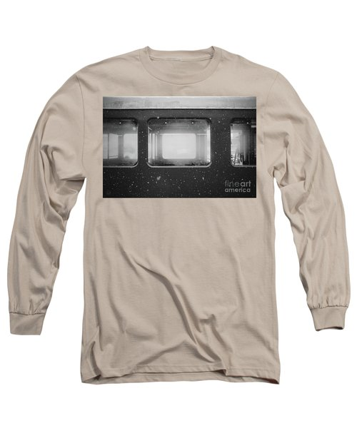 Long Sleeve T-Shirt featuring the photograph Carriage by MGL Meiklejohn Graphics Licensing