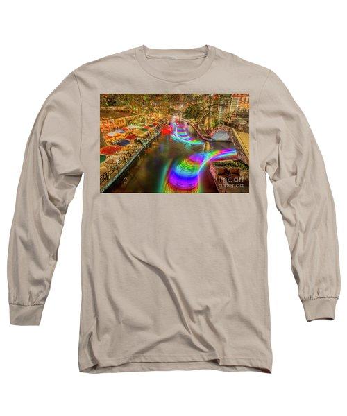 Casa Rio Rainbow Long Sleeve T-Shirt