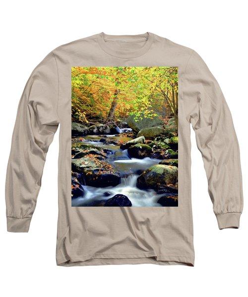 Cascade Brook Long Sleeve T-Shirt