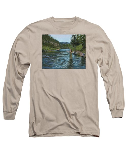 Casting Call Long Sleeve T-Shirt