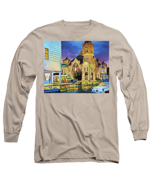 Castle Of Imagination Long Sleeve T-Shirt
