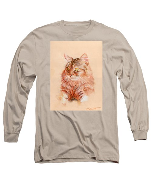 Warming In The Sun Long Sleeve T-Shirt