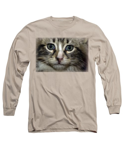 Cat T-shirt 1 Long Sleeve T-Shirt