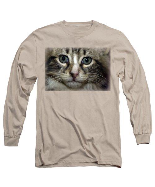 Cat T-shirt 1 Long Sleeve T-Shirt