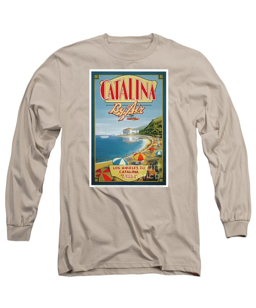 Catalina By Air Long Sleeve T-Shirt