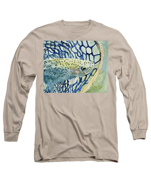 Catch And Release Long Sleeve T-Shirt