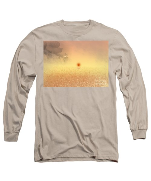 Catching The Light Long Sleeve T-Shirt by Trilby Cole