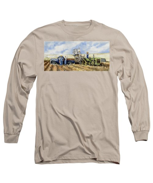Catesby Cuttin' 1938 Long Sleeve T-Shirt