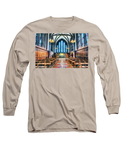 Cathedral Glow Long Sleeve T-Shirt