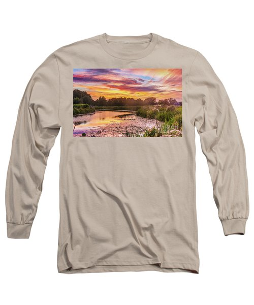 Celebrating Sky Long Sleeve T-Shirt