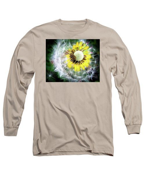 Celebration Of Nature Long Sleeve T-Shirt by Karen Wiles