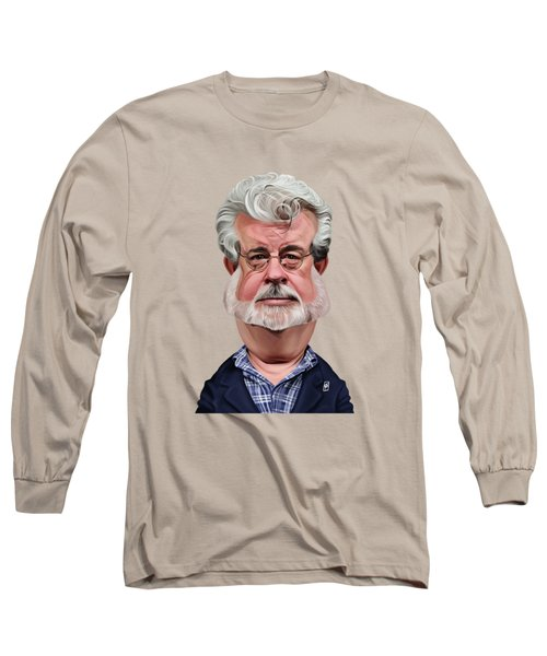 Celebrity Sunday - George Lucas Long Sleeve T-Shirt