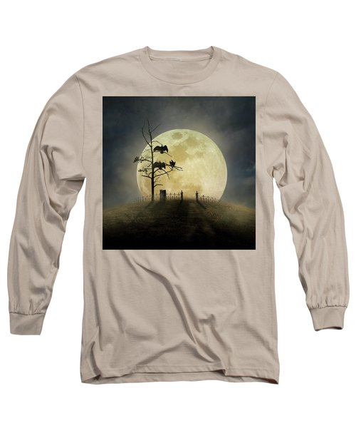 Cemetery Hill Long Sleeve T-Shirt