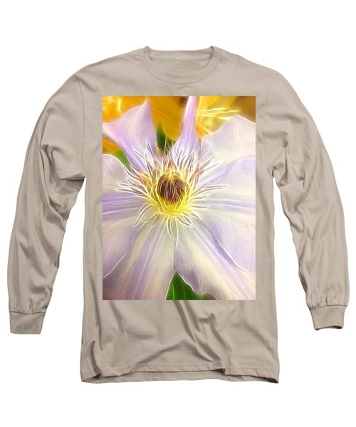 Center Lit Long Sleeve T-Shirt