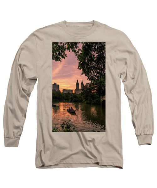 Central Life  Long Sleeve T-Shirt