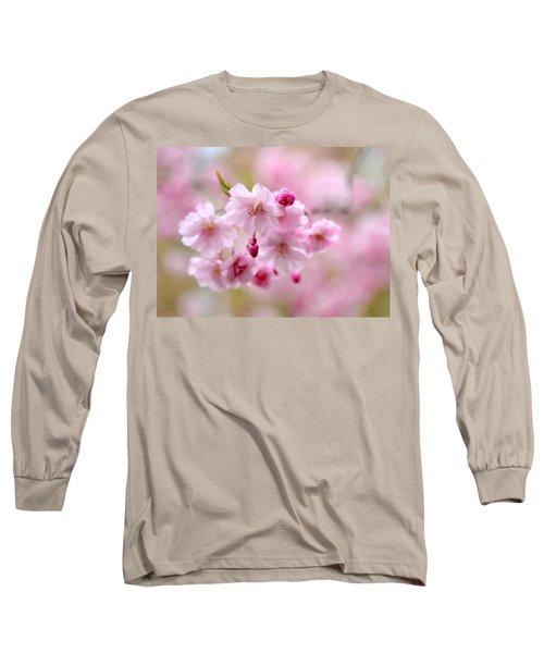 Cerise  Long Sleeve T-Shirt