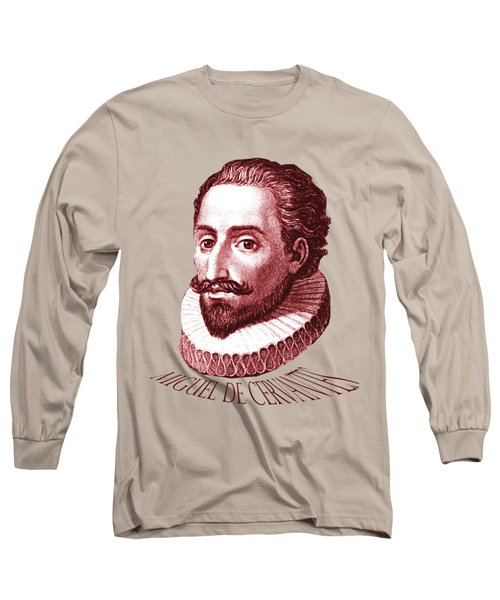 Cervantes Long Sleeve T-Shirt
