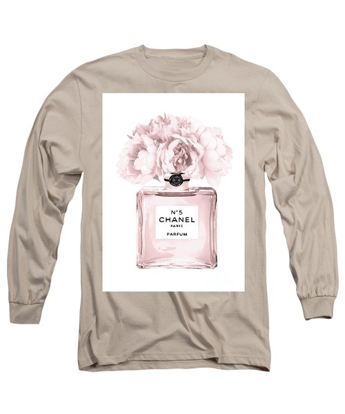 Chanel N.5 Perfume 9 Long Sleeve T-Shirt
