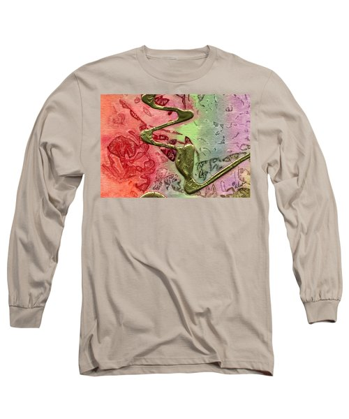 Changes Long Sleeve T-Shirt by Angela L Walker
