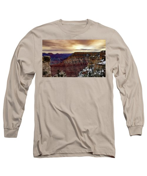 Changing Of The Seasons Long Sleeve T-Shirt