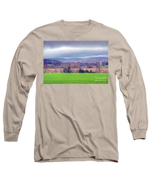 Changing Seasons Long Sleeve T-Shirt