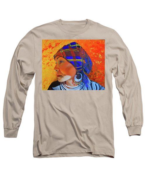Chaos And Order Long Sleeve T-Shirt