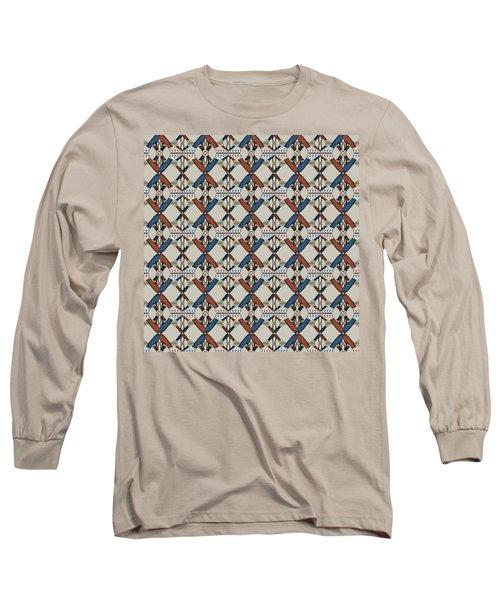 Charlotte 50 Long Sleeve T-Shirt