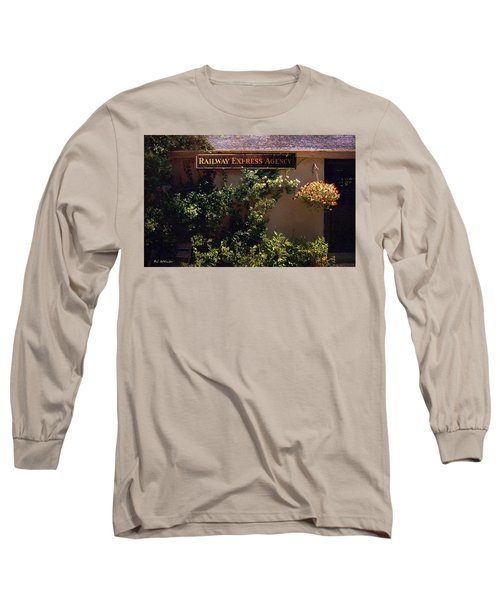 Charming Whimsy Long Sleeve T-Shirt by RC deWinter