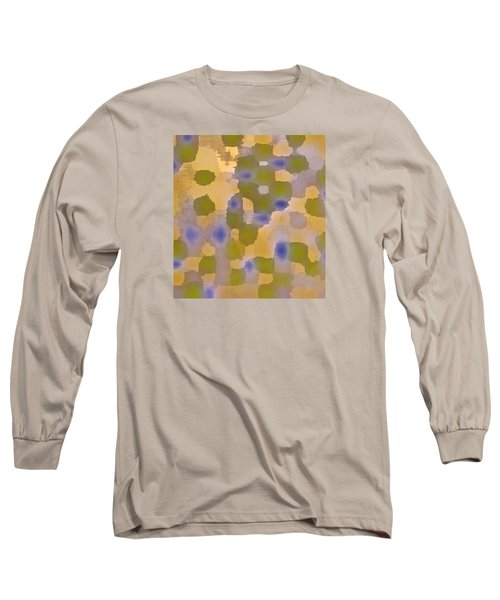 Chartreuse Two  By Rjfxx. Original Abstract Art Painting. Long Sleeve T-Shirt by RjFxx at beautifullart com