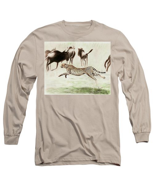 Chase Long Sleeve T-Shirt