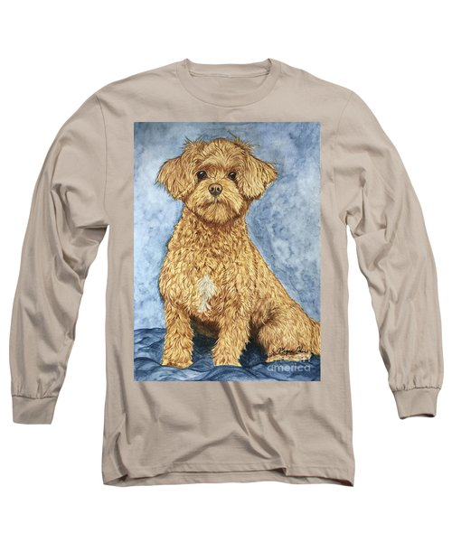 Chase The Maltipoo Long Sleeve T-Shirt