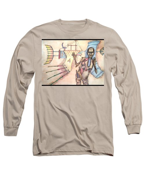 Check Out Paul's New Ride Long Sleeve T-Shirt