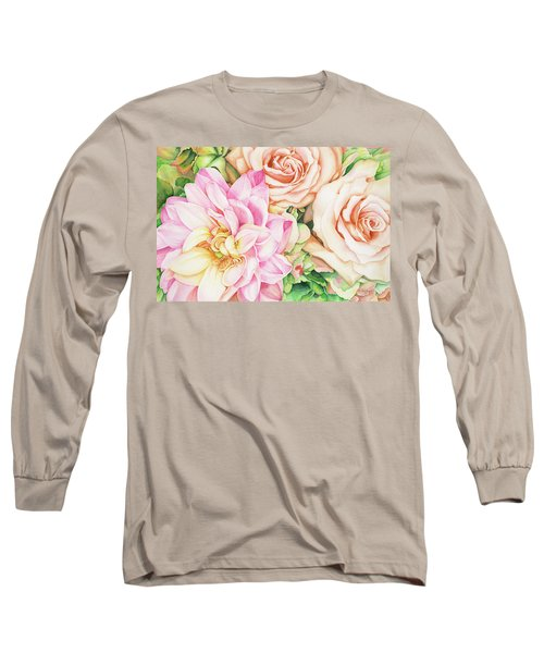 Chelsea's Bouquet Long Sleeve T-Shirt