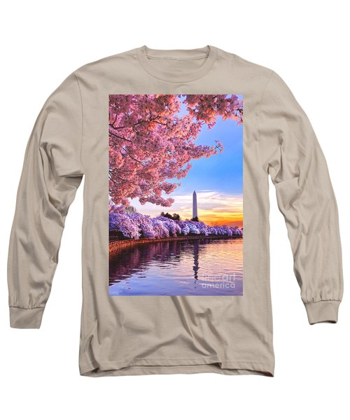 Cherry Blossom Festival  Long Sleeve T-Shirt