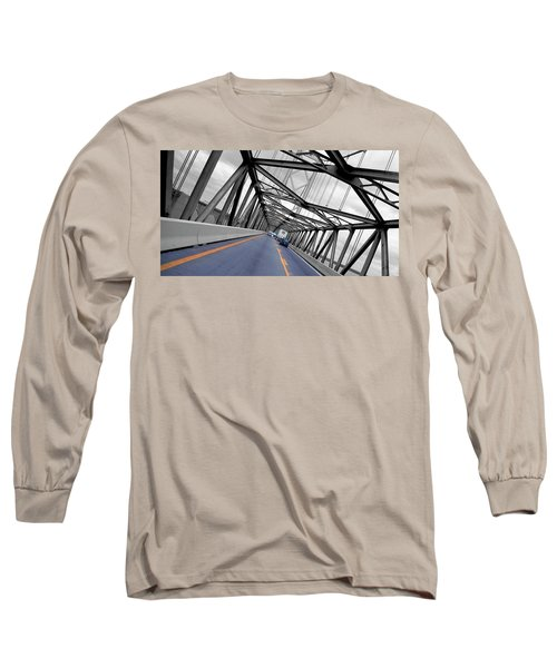 Chesapeake Bay Bridge Long Sleeve T-Shirt