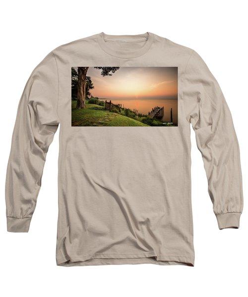 Chesapeake Morning Long Sleeve T-Shirt