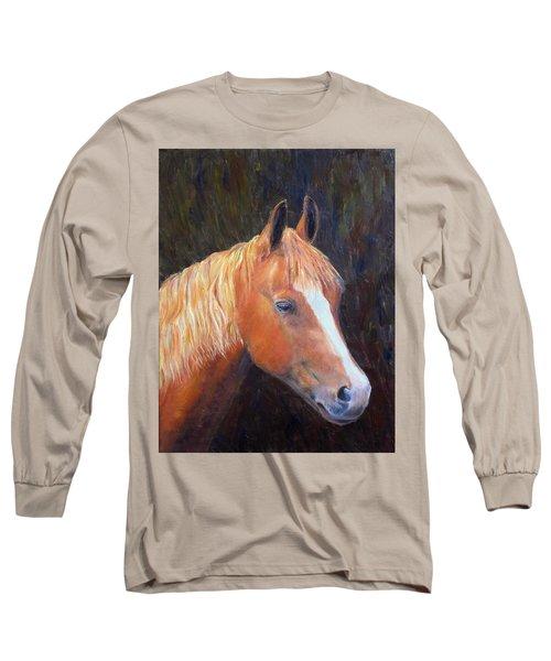 Chestnut Long Sleeve T-Shirt