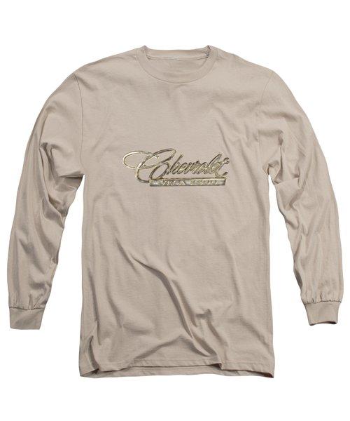 Chevrolet Vega Emblem Long Sleeve T-Shirt
