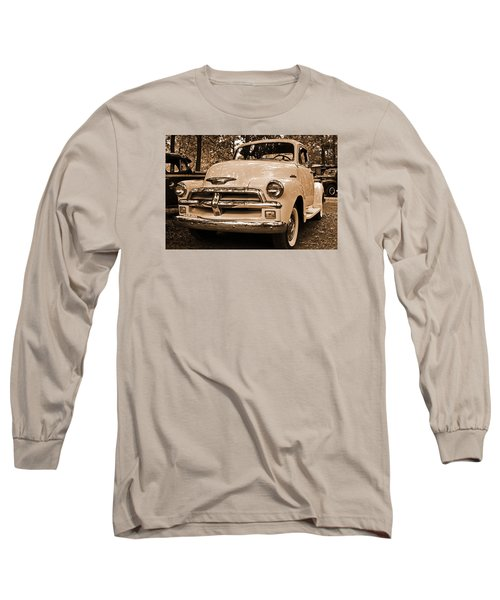 Chevy Truck Long Sleeve T-Shirt