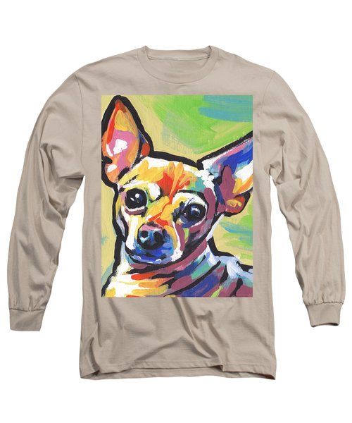 Chi Chi Cha Long Sleeve T-Shirt