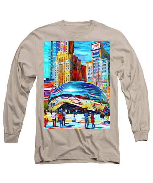 Chicago Millennium  Long Sleeve T-Shirt