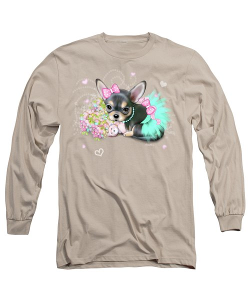 Chichi Sweetie Long Sleeve T-Shirt