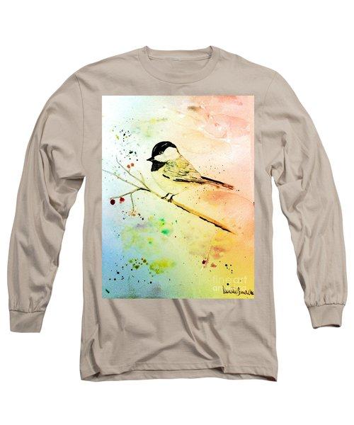 Chick-a-dee Long Sleeve T-Shirt
